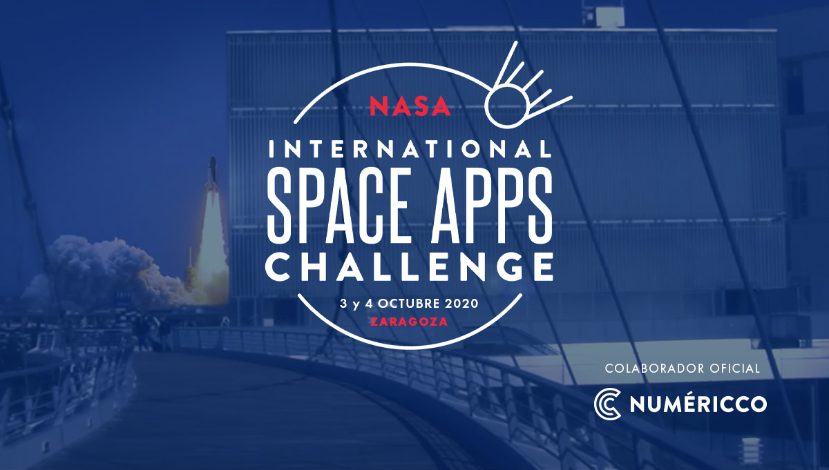 Octava edición de Nasa Space Apps Zaragoza